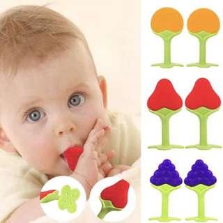 Teether fruit gigitan bayi