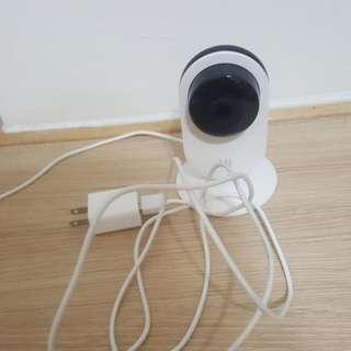 小米數位攝影機 即時連線