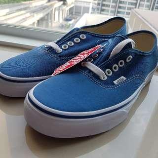 Vans Authentic Retro Navy Blue
