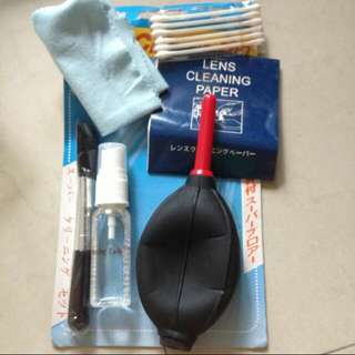 Cleaning Set For Camera/ PC/ Laptop/ Phone/ Tablet
