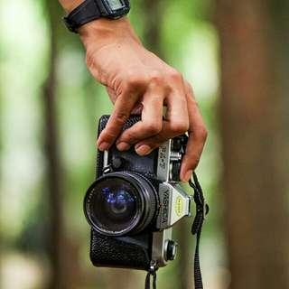 Yashica Fx7 + Lense 42-75mm