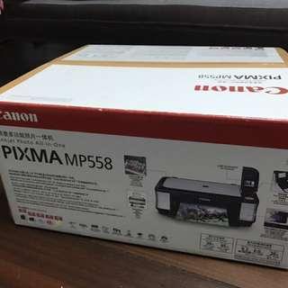 Canon PIXMA MP558 All-In-One Printer