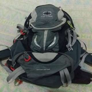 Ransel/day pack Co-Trek idenburg 40 L