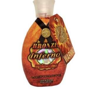 Ultimate BRONZE INFERNO Tingle Bronzer