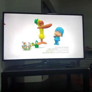 46' Samsung LED 3D Smart Full HD TV (No Box)