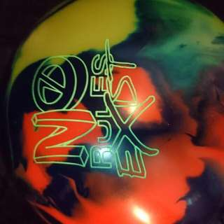 12lbs Rotogrip No Rules Exist Bowling Ball