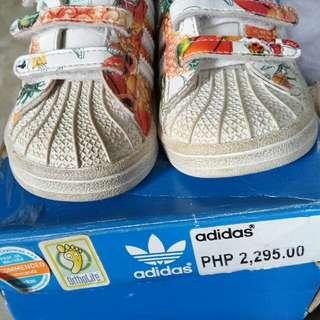 Adidas Superstar for infant 0-12 months