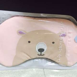 Bear Hot-Cold Eye Mask/Compress