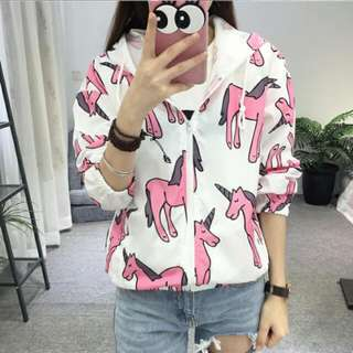 Tumblr Unicorn jacket