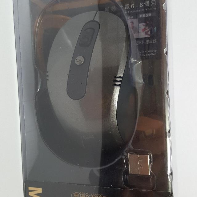 全新無線滑鼠 未拆封