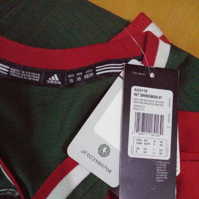 全新 nba swingman jersey 球衣 波衫