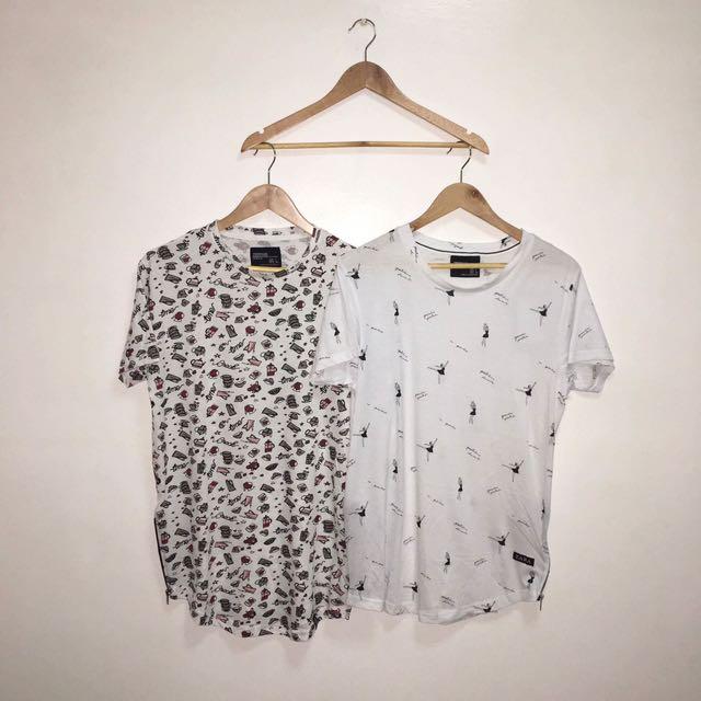 💯 Overrun Unisex Shirts