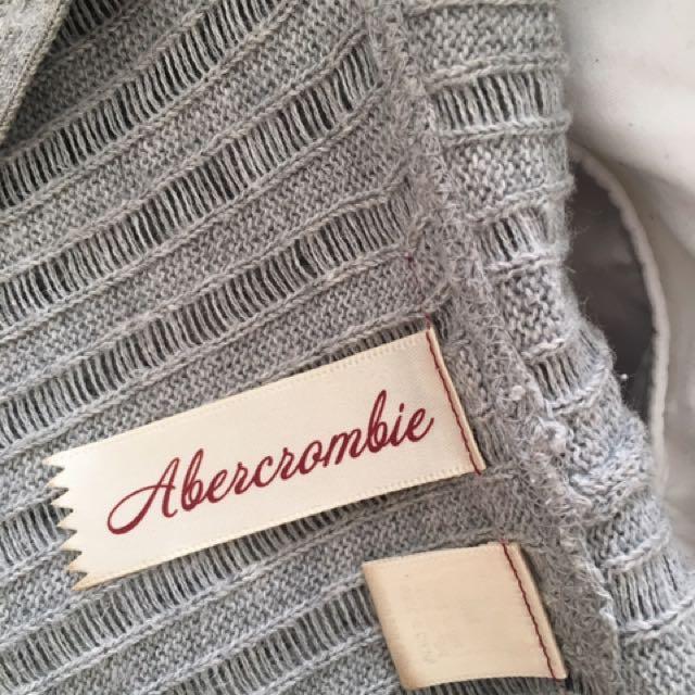 Abercrombie Hooded Long Sleeve