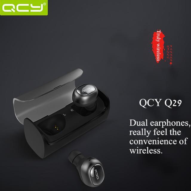 Qcy Q29 Free 2 Months Warranty True Wireless Heaphone Earphone