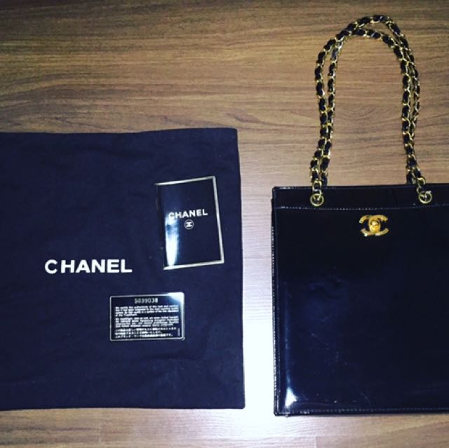 b99170c8a0a4 authentic chanel vintage dinner bag, Women's Fashion, Bags & Wallets ...