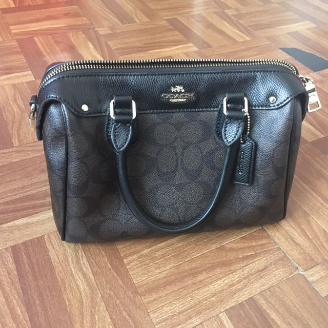 Authentic Coach Mini Shoulder/Sling Bag