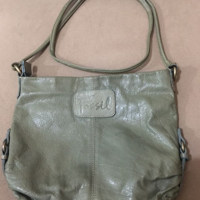 Authentic Fossil Sling