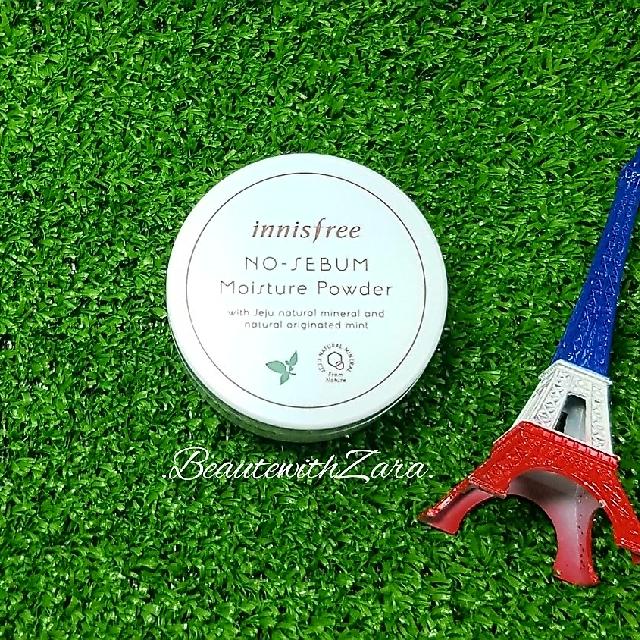 Authentic Innisfree No Sebum Moisture Powder