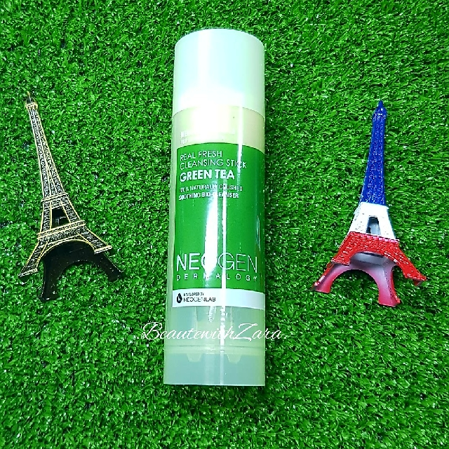 Authentic Neogen Real Fresh Cleansing Stick (Green Tea)