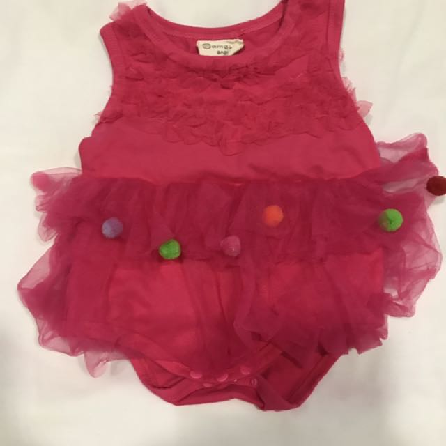 6d629b300 Baby Dress Romper (free Cerelac Samples)