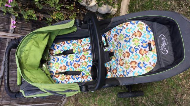 Baby Jogger Citi Mini GT Pram