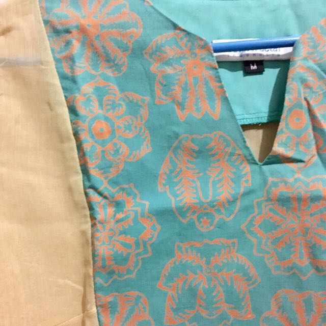 Batik Kaftan