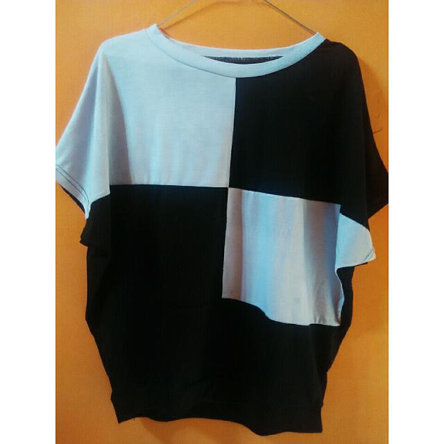 Black & White Batwing