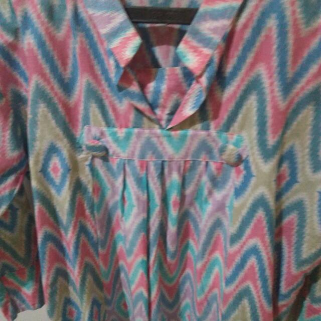 Blouse Batik Pekalongan