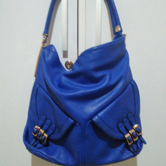 Blue Electric Hana Bag