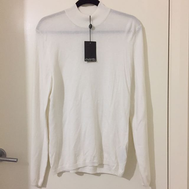 BNWT Events Knit Top
