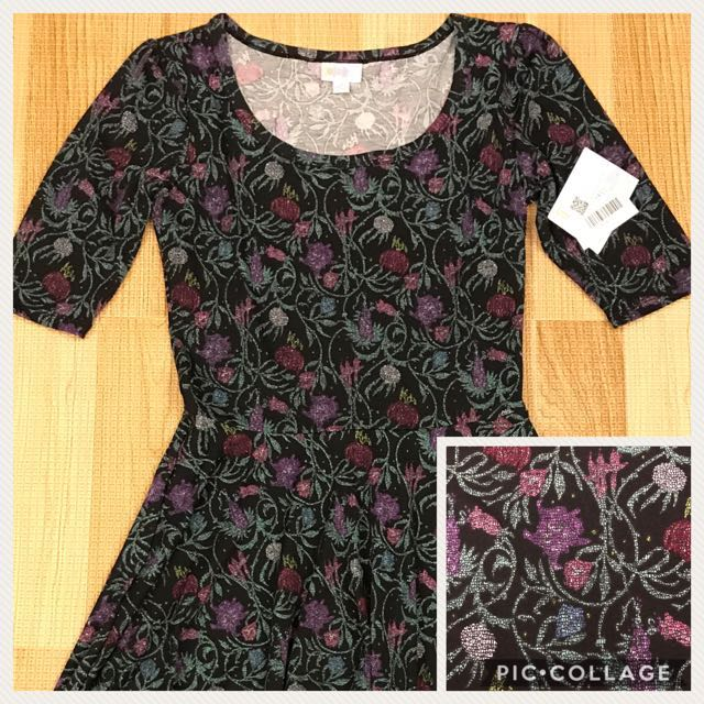 7d55b404a BNWT HTF Lularoe LLR Nicole Size S *price reduced*, Women's Fashion ...
