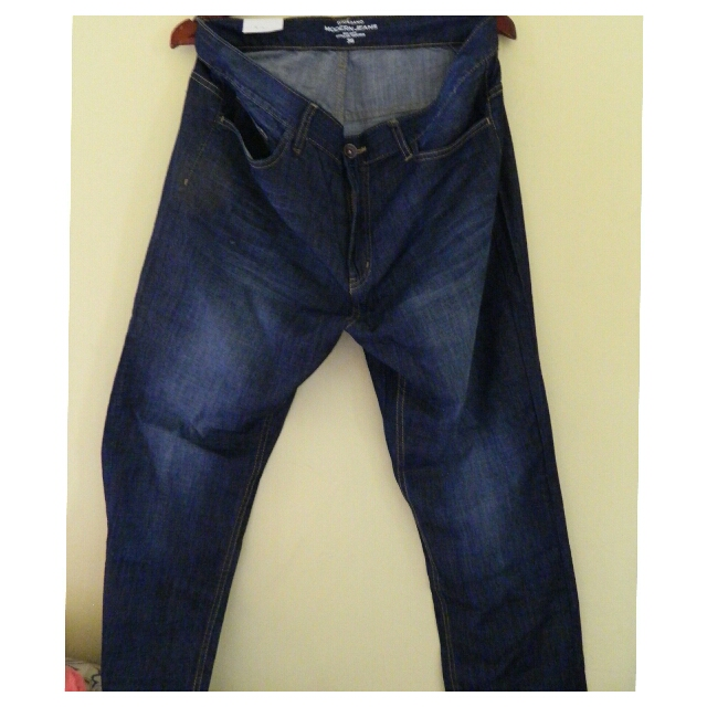 SALE! Brand New Giordano Denim Jeans Size 36