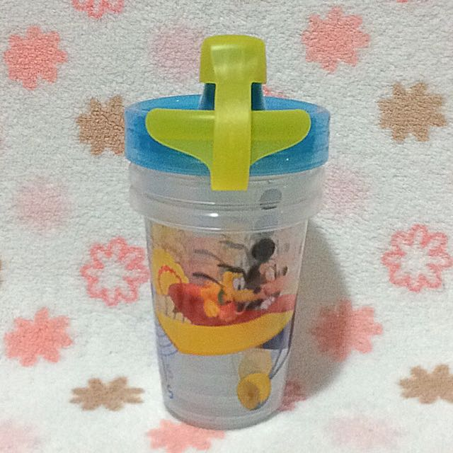 Brand new The First Years Mickey Mouse Take and Toss Sippy Cups