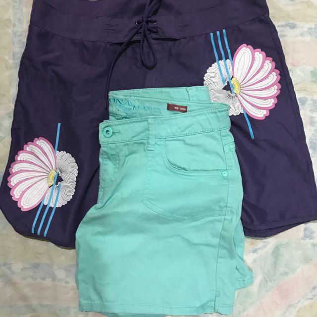 Bundle #3 - Shorts