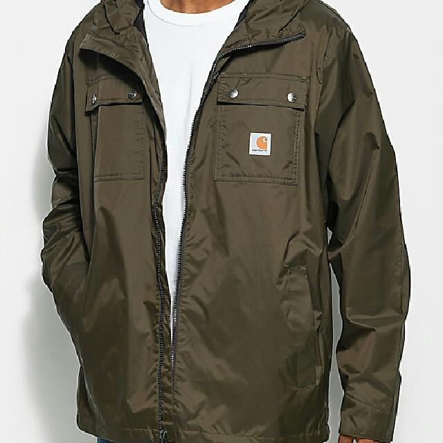 ba3faeb96b5a Carhartt Rockford Brown Jacket