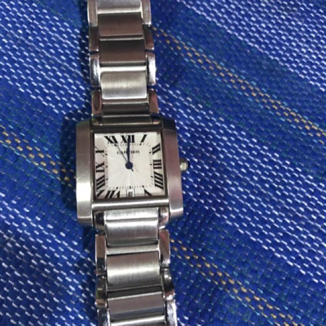 Cartier Triple Class A Watch
