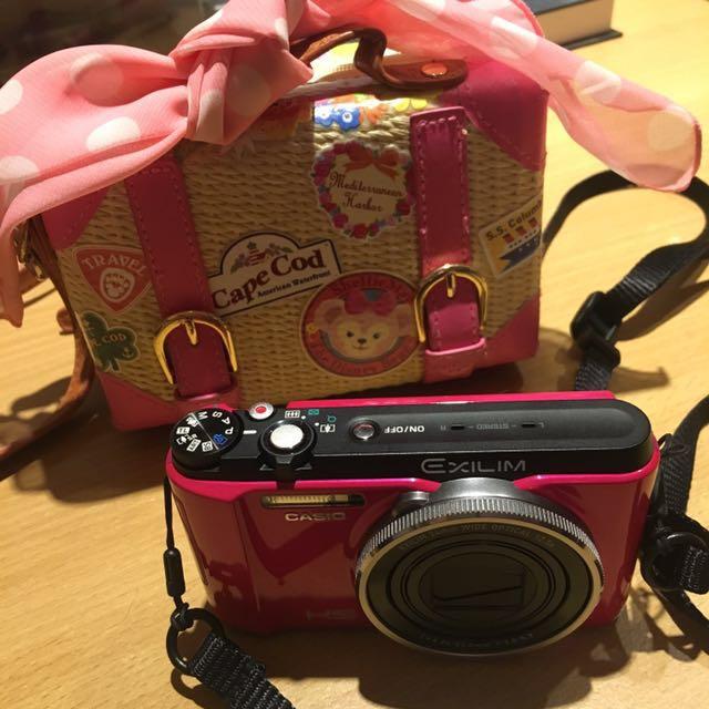 Casio EX ZR1500✨送雪莉梅正版相機包