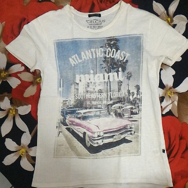 Celcius Shirt