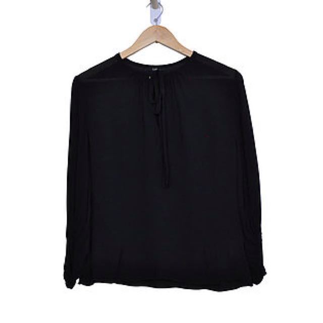 Cue Pussy-bow Blouse (14)