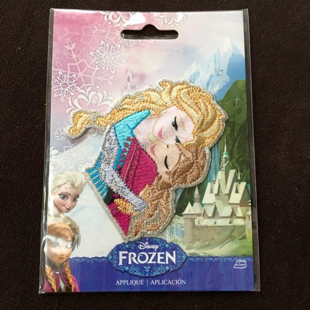 Disney Frozen Patch Applique