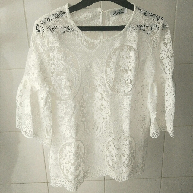 Eloisetowear Lace Top