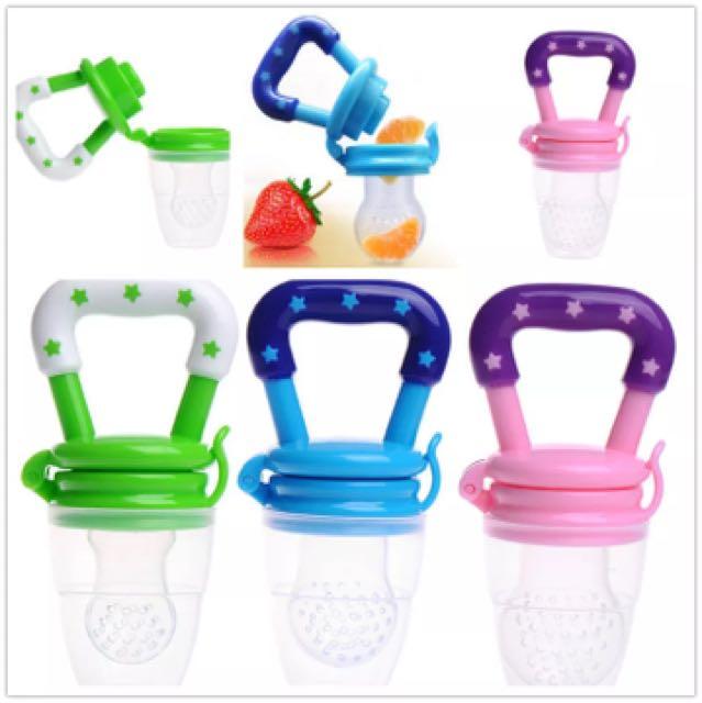 Empeng buah pacifier food baby feeding tool