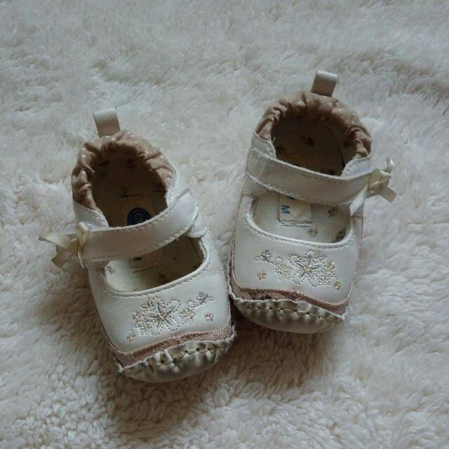 🎃Enfant White Shoes🎃