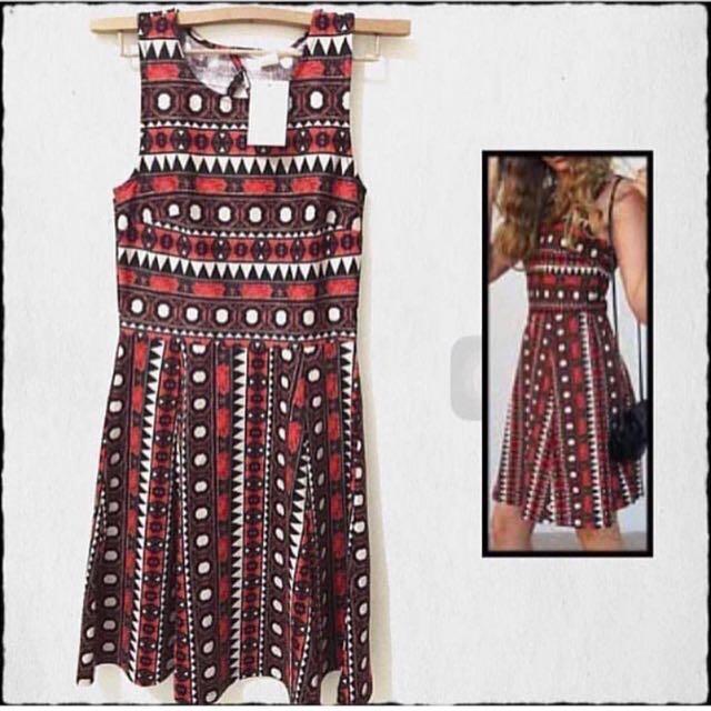 Etnik dress by H&M