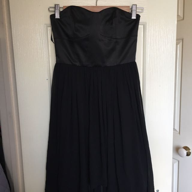 Forever New Black Party Dress- Size 6