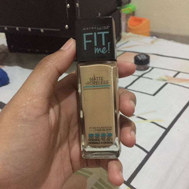 Foundation Fit Me