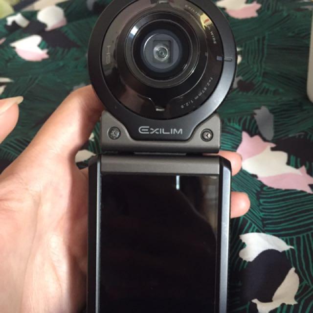 Fr100防水相機❤️