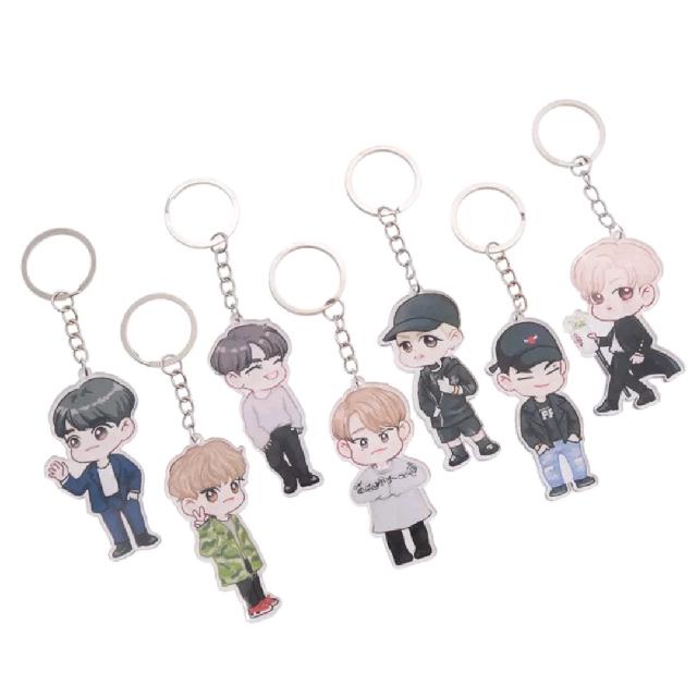 FREE POSTAGE Got7 Keychains