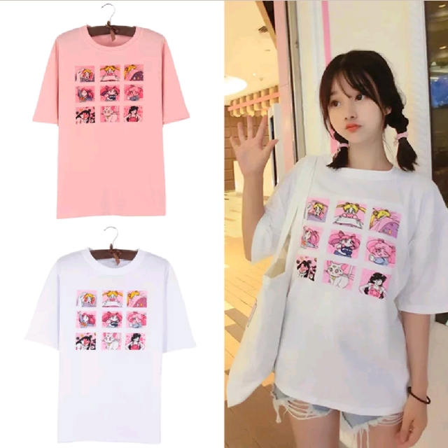 FREE POSTAGE Sailor Moon Shirt