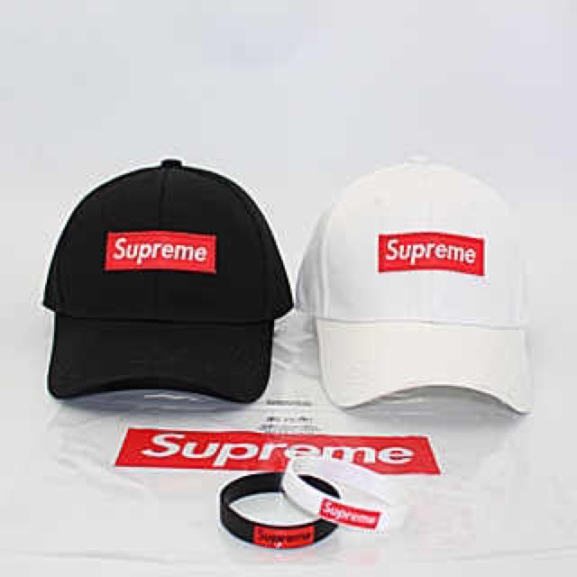 1e65f357790 FREE WRISTBAND  Original Supreme Cap